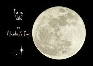 Full Moon Valentine