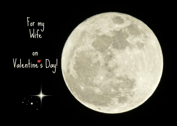 Full Moon Valentine